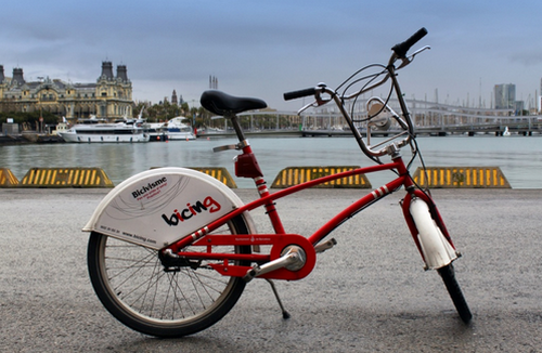 Bicing-Barcelona-Bike